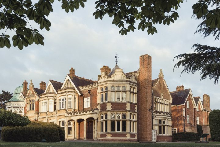 Rare Video Of Bletchley Park Location During WW2 Emerges