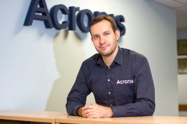 Gaidar Magdanurov, Chief Cyber Officer & Chief Operating Officer at Acronis.