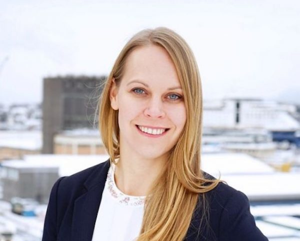 Ingrid Ødegaard, Co-founder and chief product and technology officer at Whereby