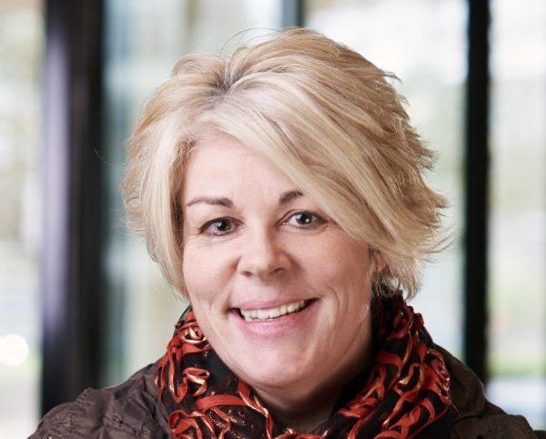 Pamela Spence, EY Global Health Sciences and Wellness Industry Leader.