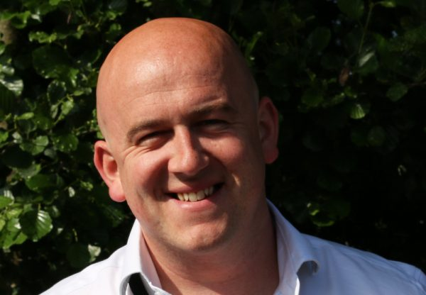 Chris Hykin, technical services director, Stone Group