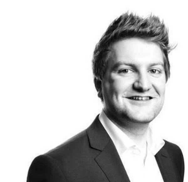 Christopher Baird, the Senior Manager at Capgemini Invent.