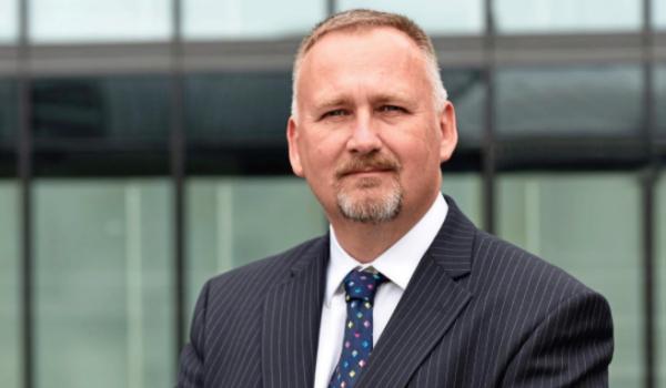 Deloitte cyber risk director, Adam McElroy