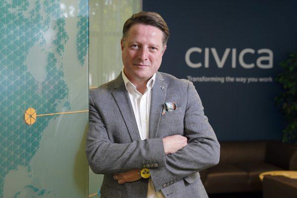 Mark Owens, Managing Director, Northern Ireland, Civica.