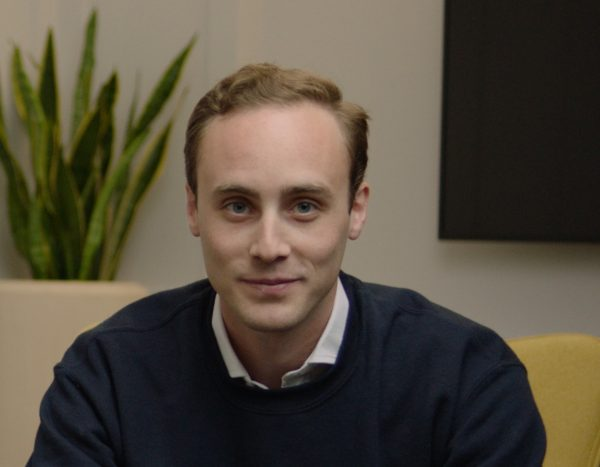 Alex Coleridge, Founder and CEO at charity tech platform TapSimple.