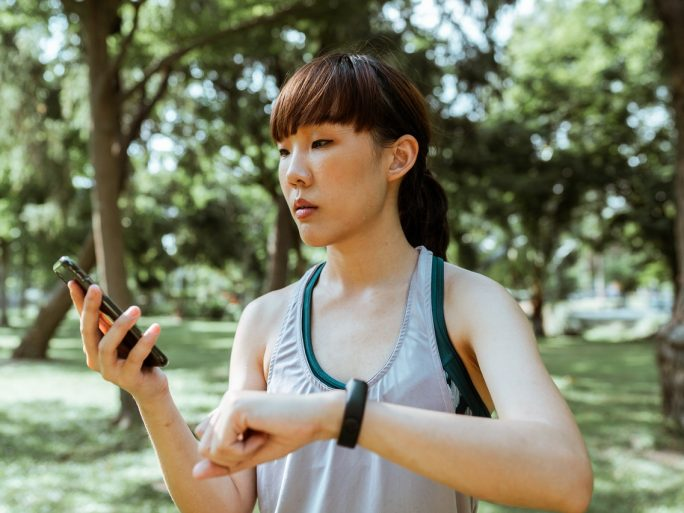 The Tech Of Health: How Wearable Technology Is the Key To Long-Term Fitness