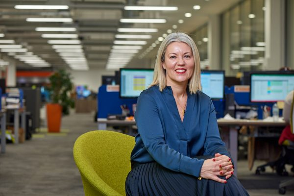 Chief People Officer, Alex Arundale, of theUK's third-largest software company,Advanced.