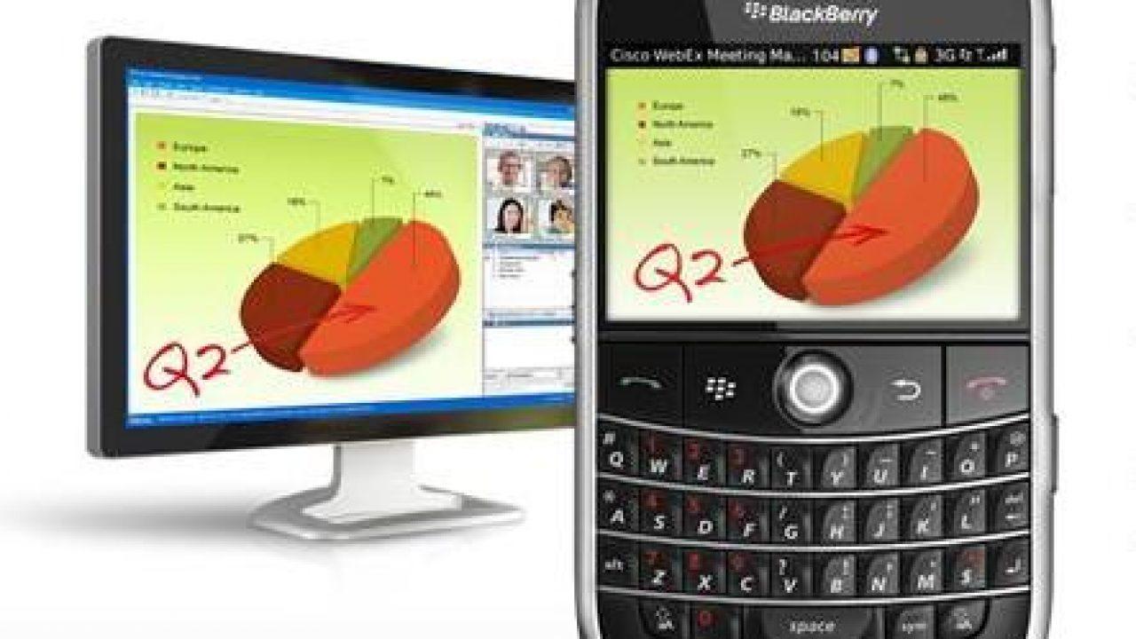 Cisco WebEx App for BlackBerry: Review | Silicon UK Tech News