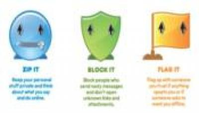 Government Tells Kids To Zip It Block It Flag It Silicon Uk Tech News