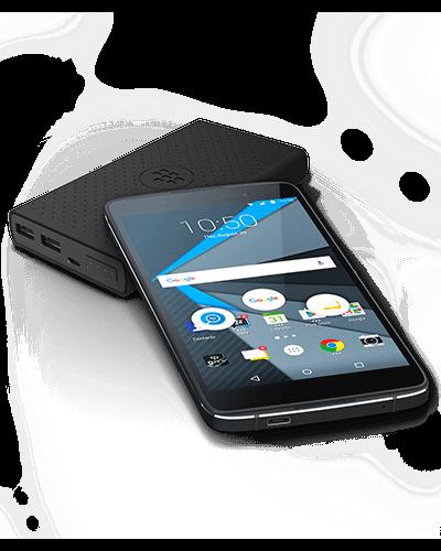 BlackBerry DTEK50 4