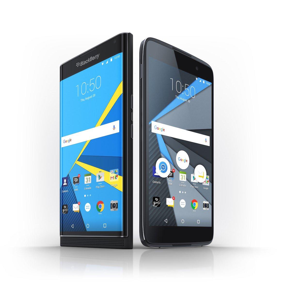 BlackBerry DTEK50 6