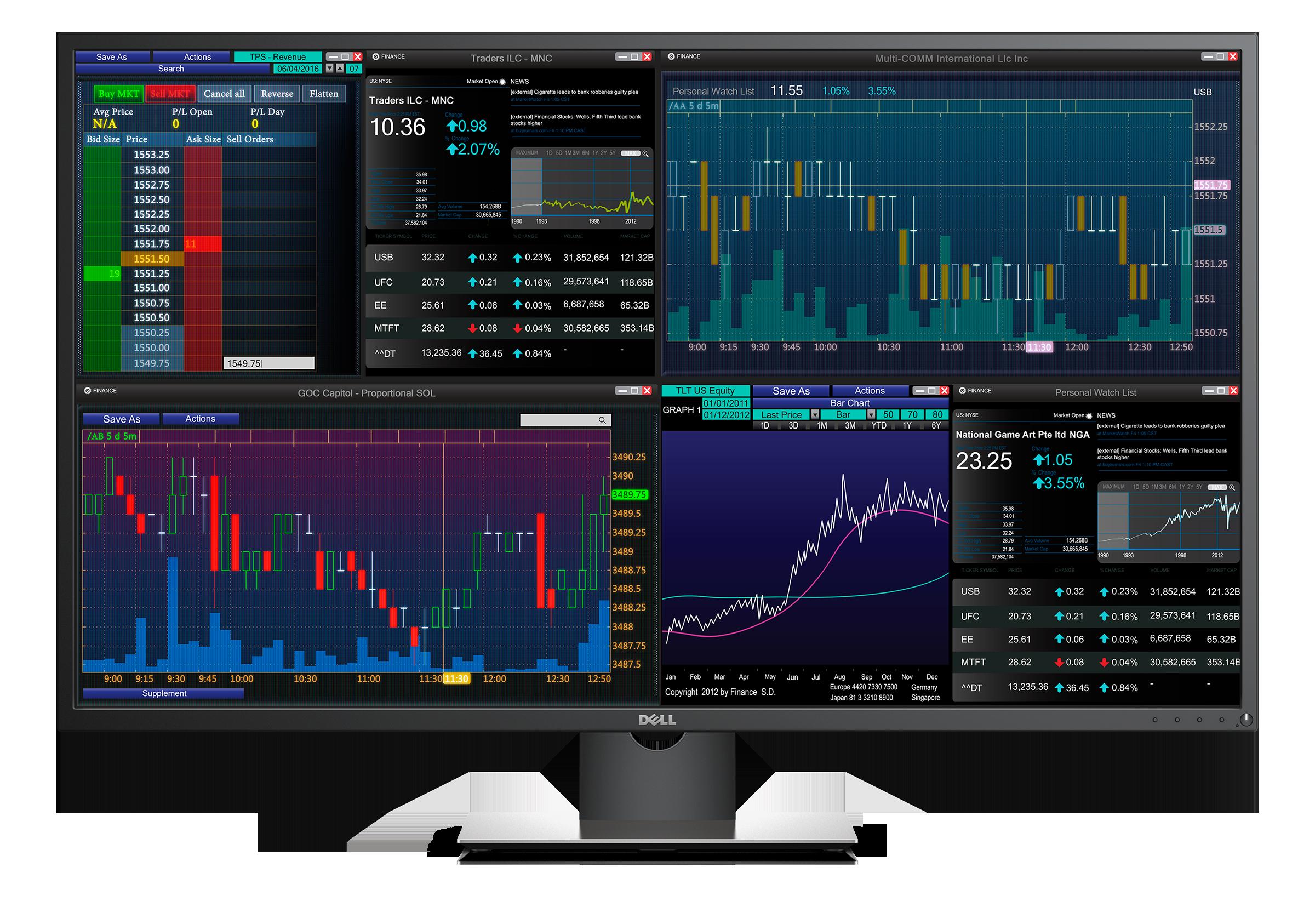 P Series Display P4327Q  - Monitor