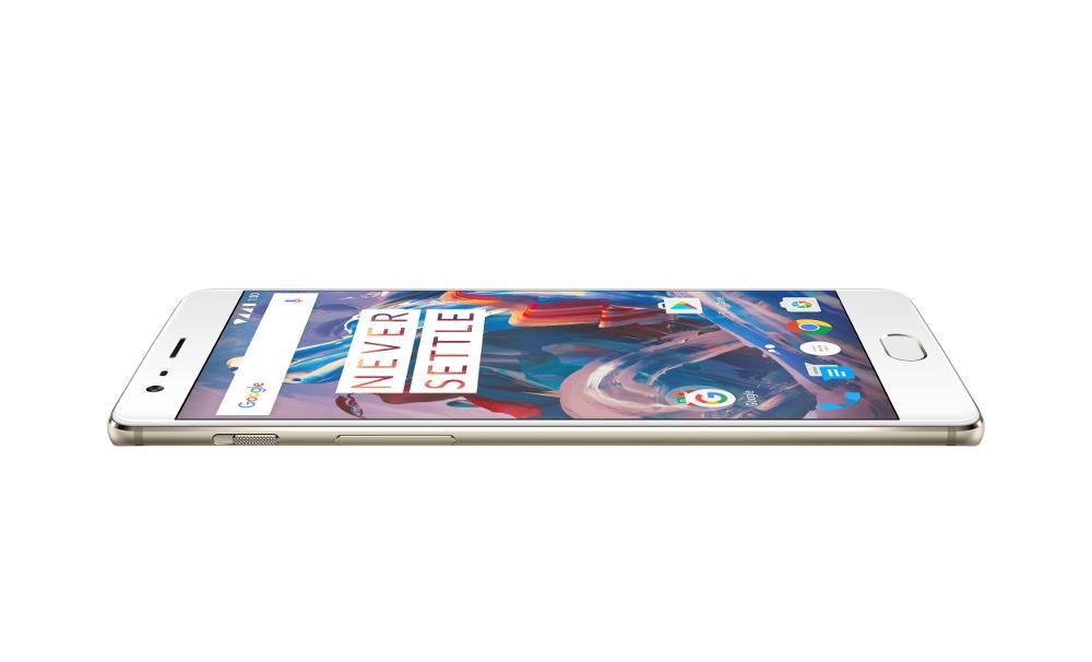 OnePlus 3 Side
