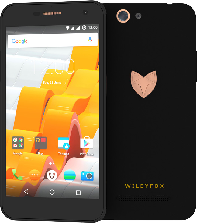 Wileyfox Spark X