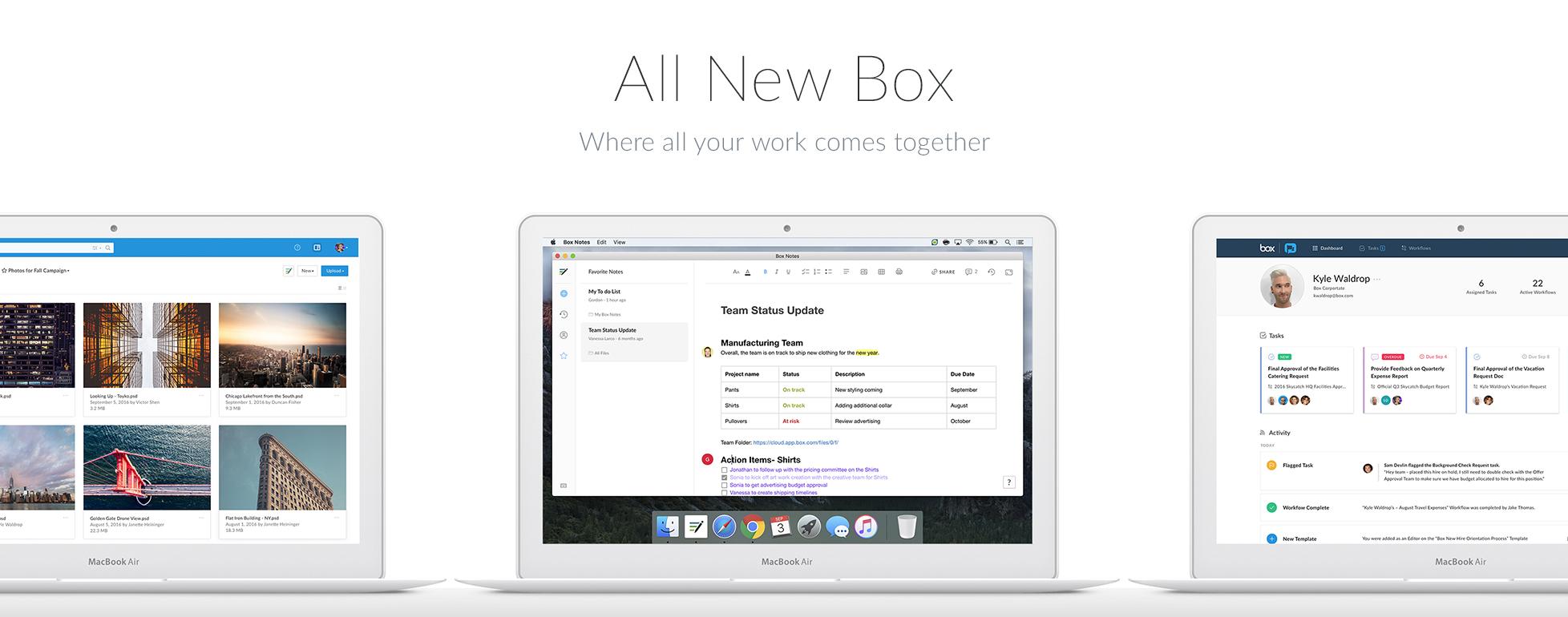 All New Box - Header