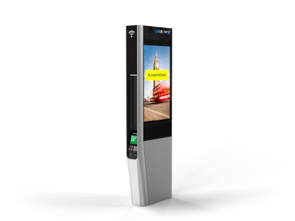BT Link phone kiosk 4