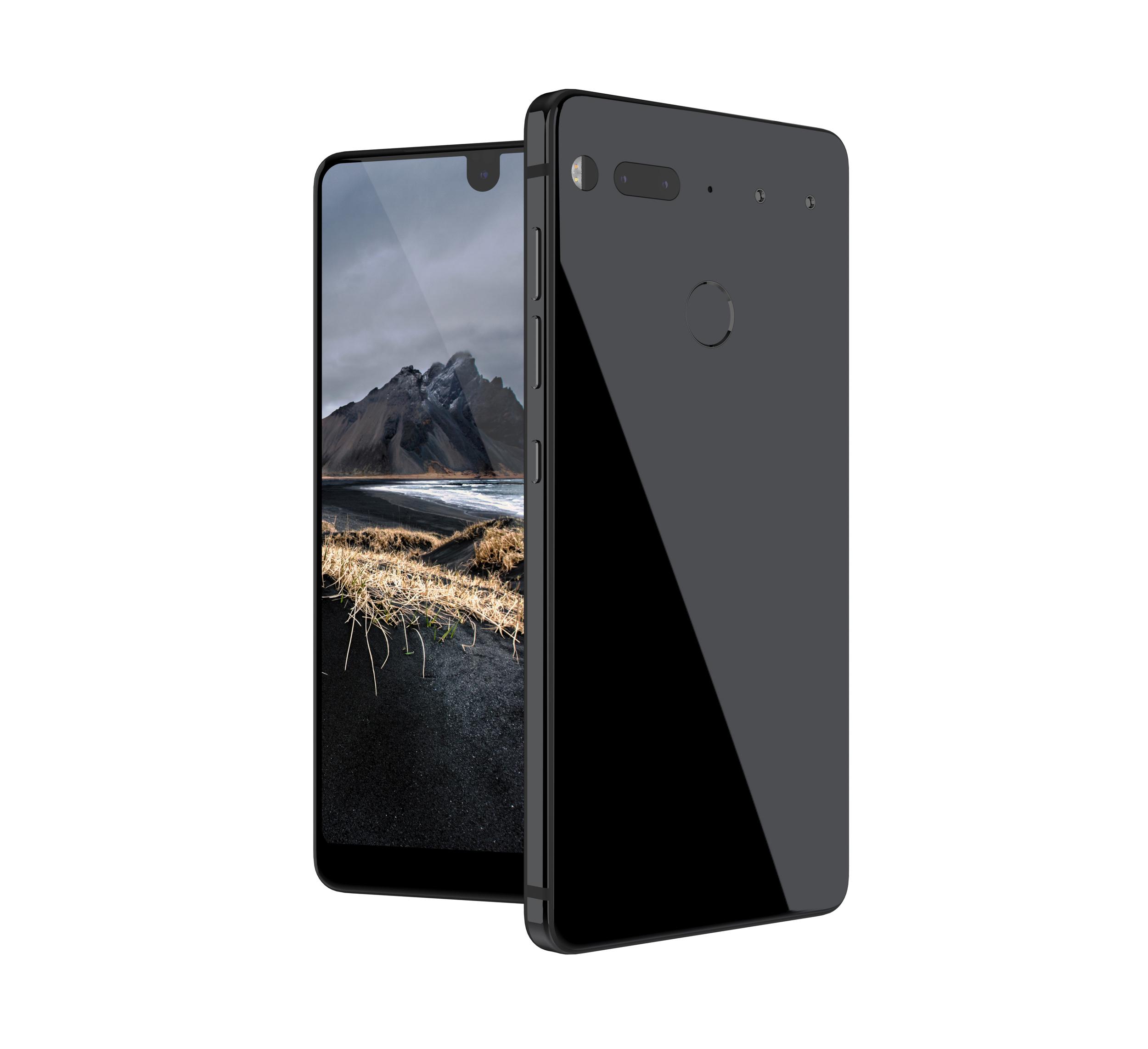 Essential Phone black