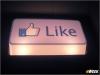 Facebook Prineville Data Centre Big Like Button