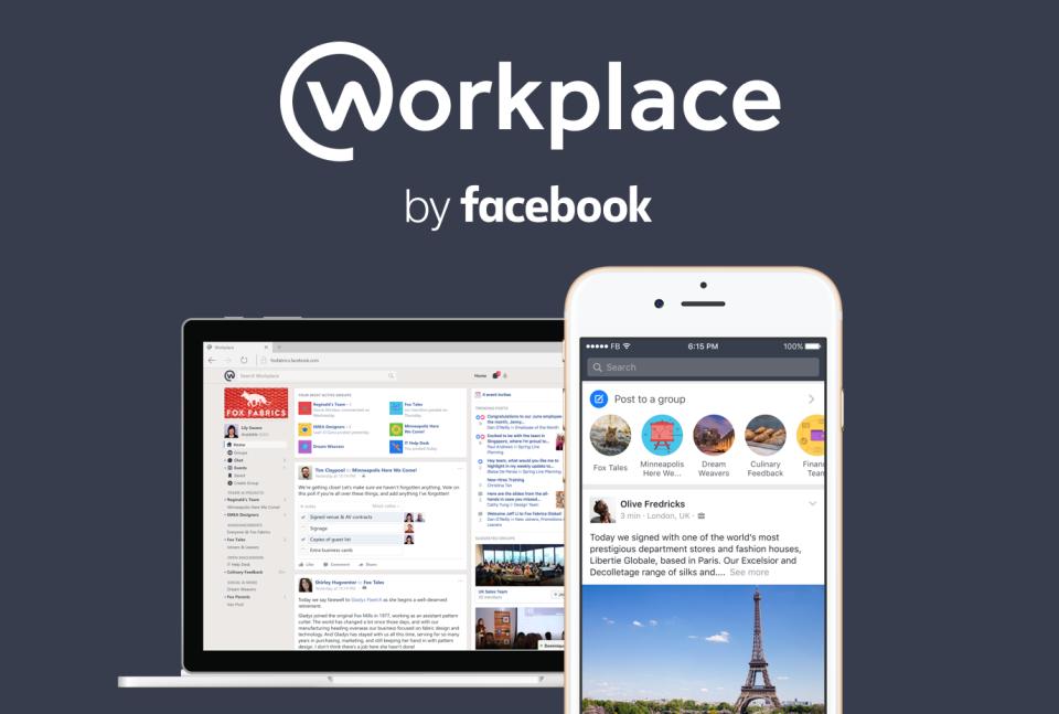 Facebook Workplace 1
