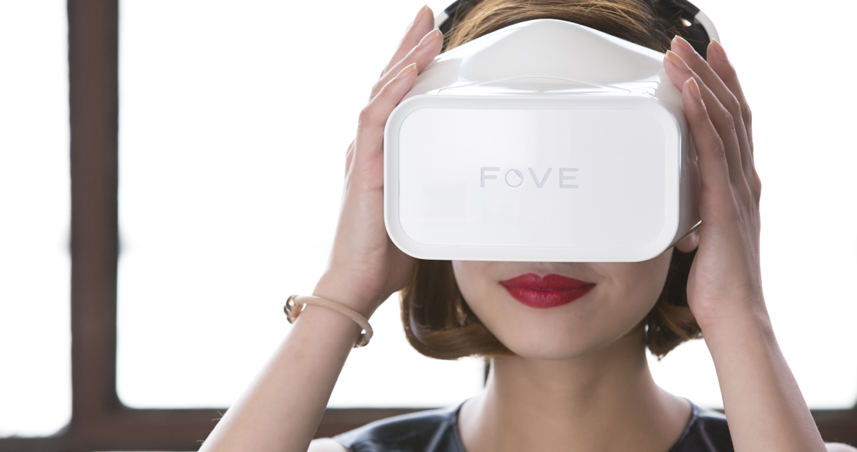 Fove VR Headset