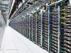 Server racks at the Mayes County data centre, Oklahoma