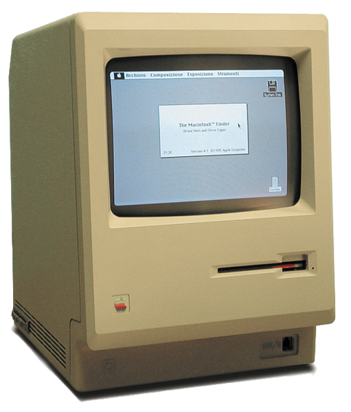 1984: Apple Macintosh