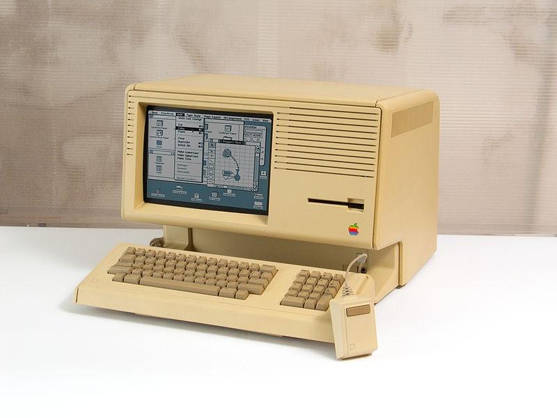 1985: Macintosh XL