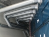 The container - cooling pipes