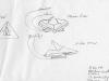 Rendlesham UFO sketch