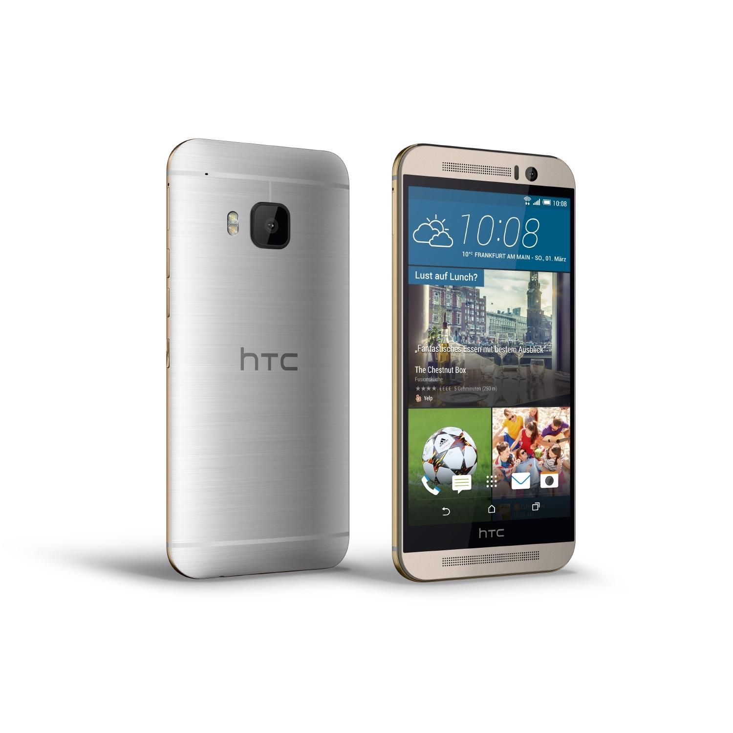Is This The HTC One M9?