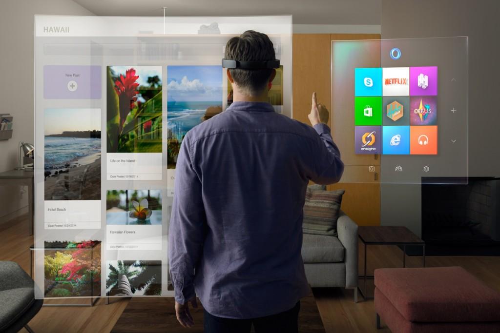 Microsoft HoloLens 6