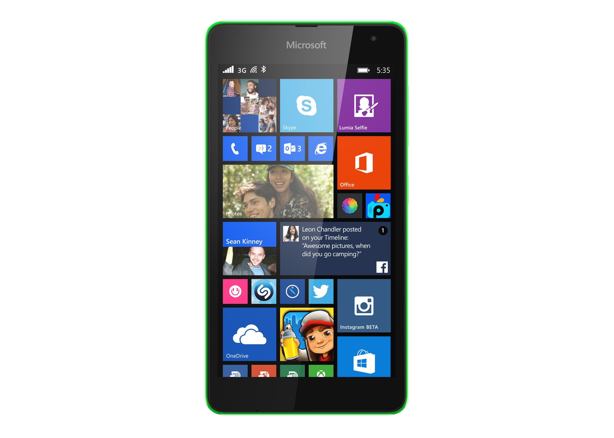 Microsoft brengt Lumia 535 voor 119 euro op de Nederlandse ...