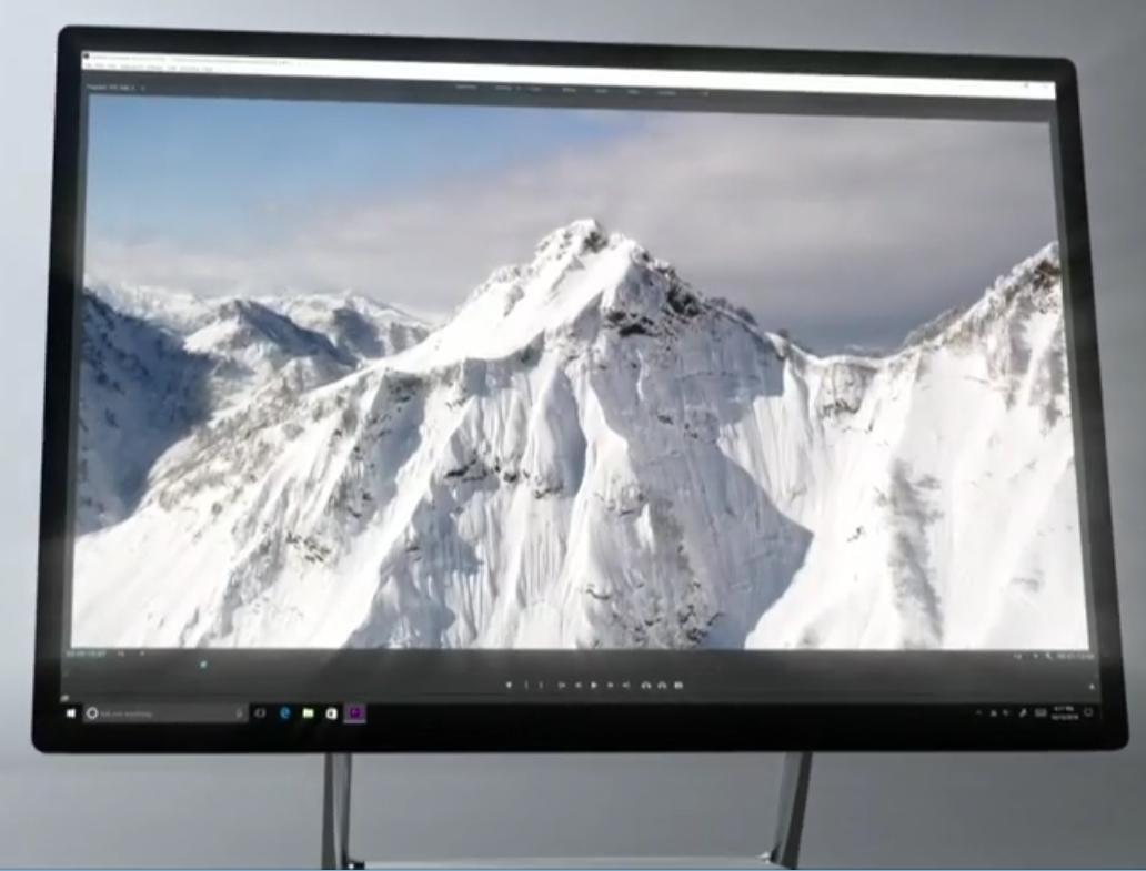 Surface Studio 1.