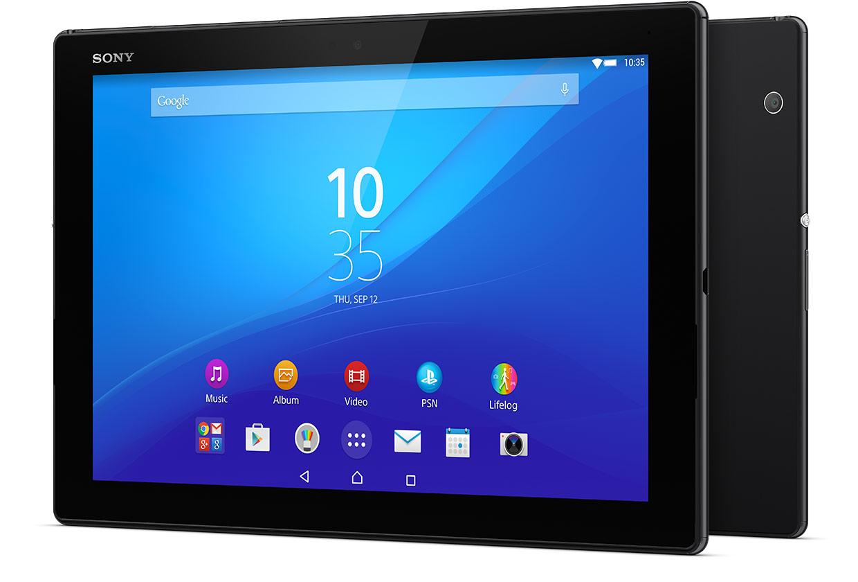 MWC 2015 - Sony Xperia Z4 Tablet