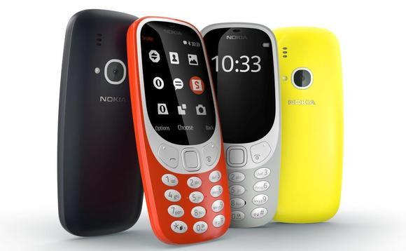 Nokia 3310 colours
