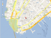 Peer 1 data centre New York Google Maps