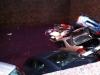 Peer 1 data centre New York wrecked cars