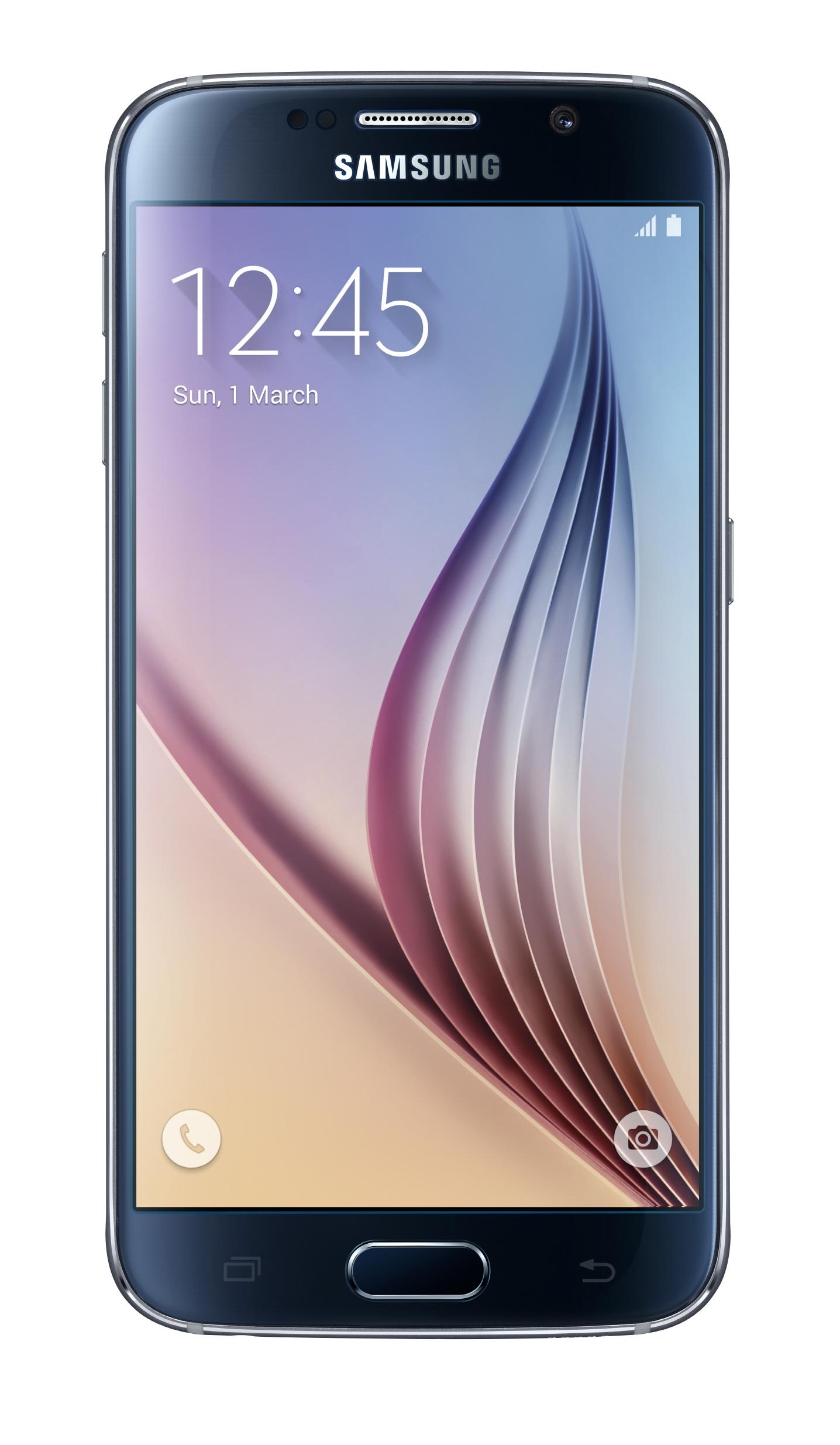 MWC 2015 - Samsung Galaxy S6