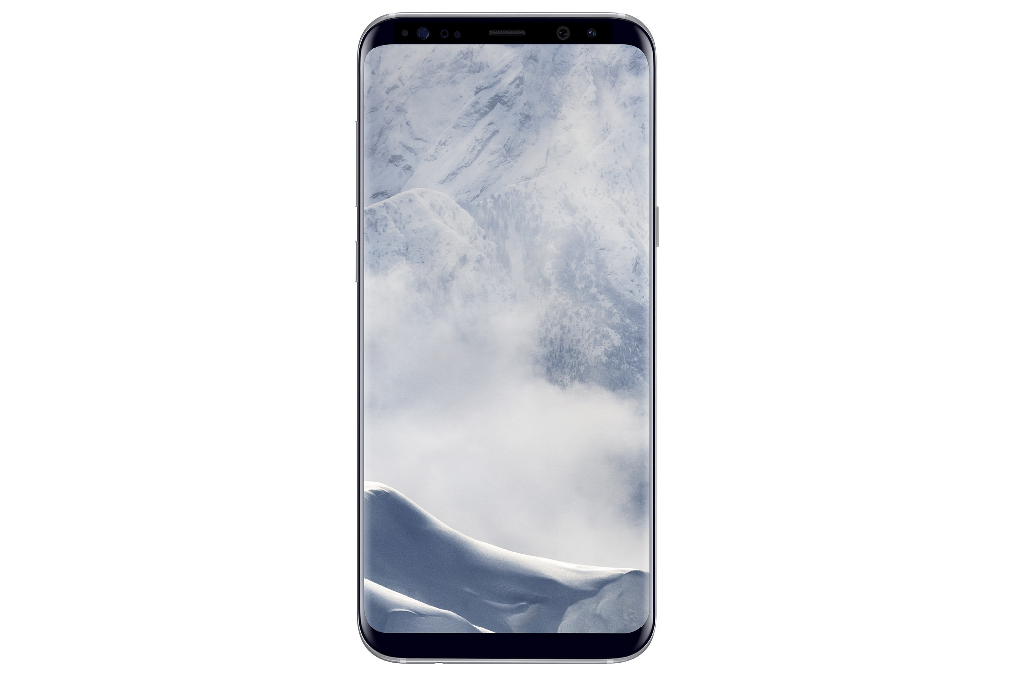 Samsung Galaxy S8 official display