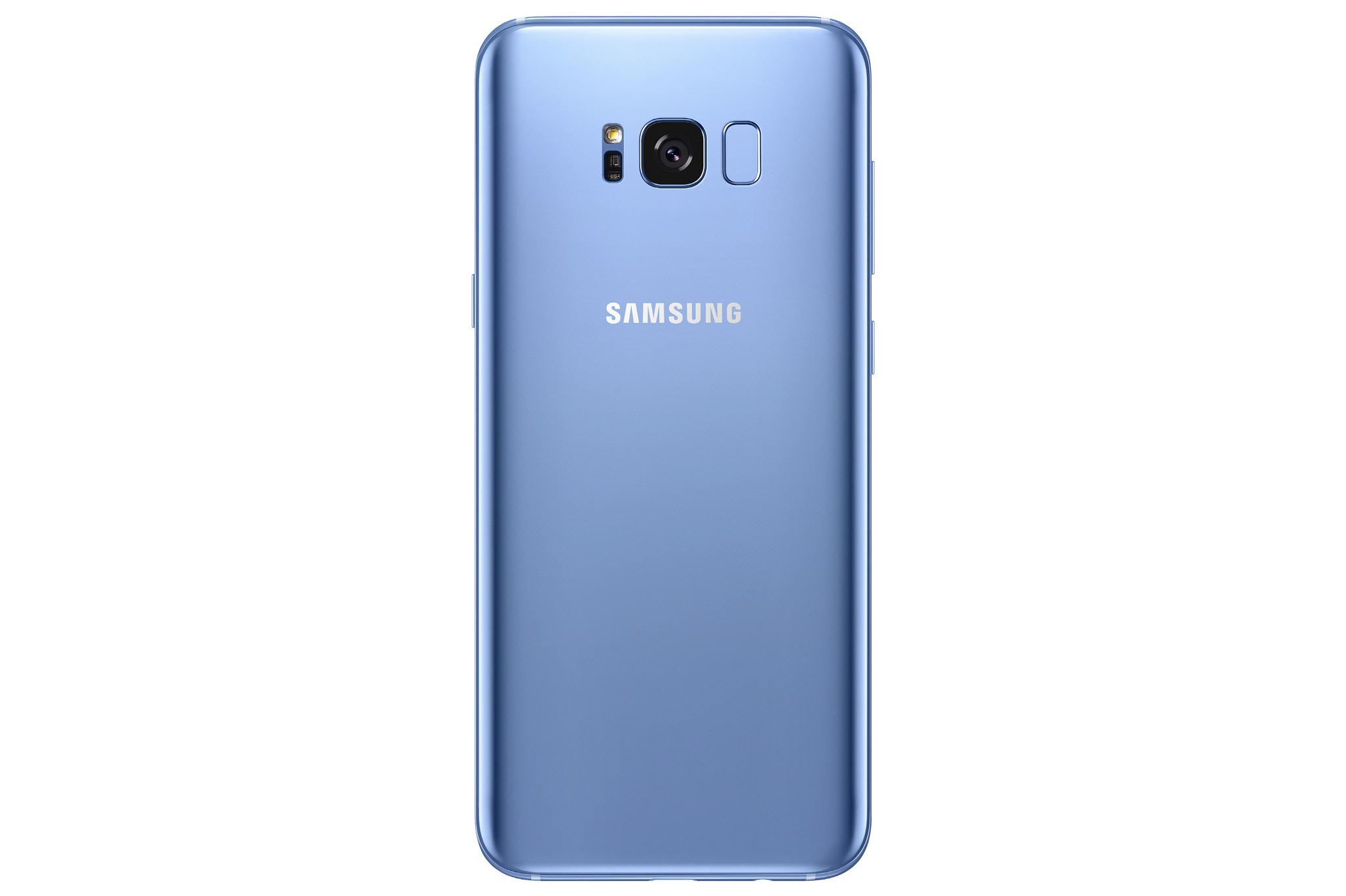 Samsung Galaxy S8 rear